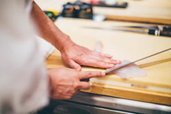 包丁を使う仕事イメージ